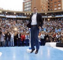 Rajoy y la ley de la gravedad