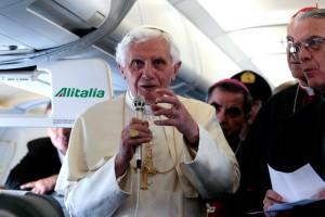 El Papa y el mocho