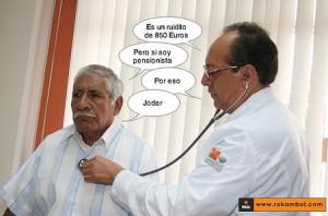 Médico ruido Rkb OK