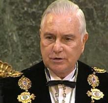 Presidente del Consejo General del Poder Judicial
