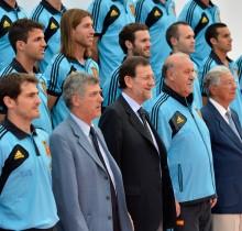 Rajoy y la Eurocopa