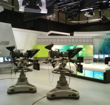 Nuevos objetivos para las cámaras de TVE