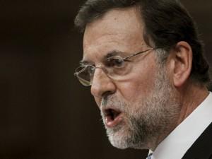 Rajoy prohibe el consumo privado de indignación