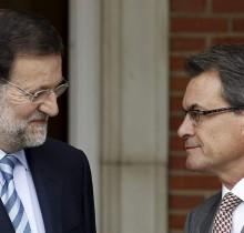 Rajoy le ofrece también Extremadura a Mas