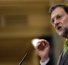 Rajoy nombra comandantes a los directores de banco