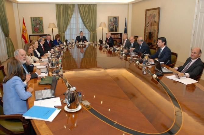 El consejo de ministros aprueba echarle la culpa a for Clausula suelo consejo de ministros
