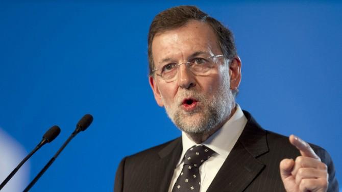 Rajoy asegura que los españoles viven en otro planeta