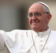 """""""El diablo existe pero Dios sabe karate"""", ha dicho el Papa Francisco"""