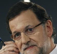 Rajoy se compromete a decir tres o cuatro palabras honestas a finales de 2014