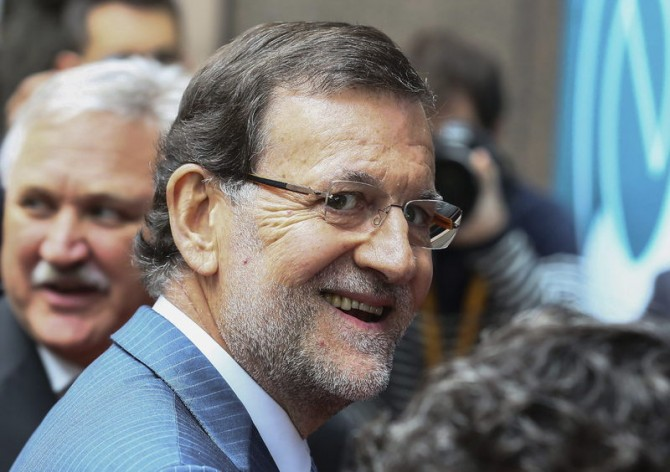 Anticorrupción asegura que el cinismo de Rajoy ha prescrito