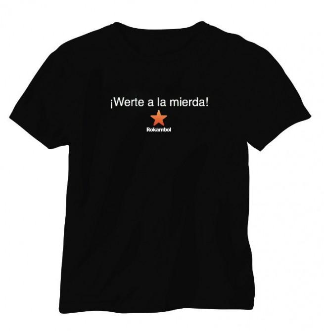 Camiseta Werte 2