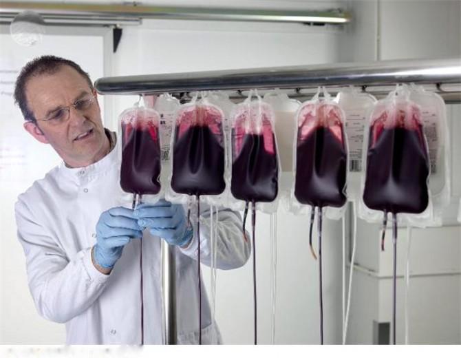 Los bancos de sangre se fusionan con el BBVA