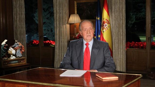 El discurso del rey entusiasmó a la jaula de los monos del Zoo de Barcelona