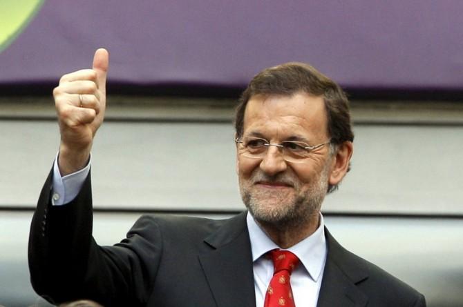 Rajoy promete que en 2014 mejorarán todos los españoles excepto Elpidio Silva