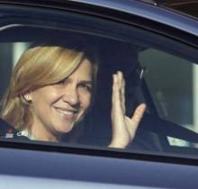 Cinco millones de euros por acertar como entrará la Infanta al Juzgado