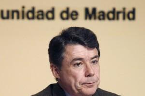 Ignacio González externaliza por error a su propia esposa