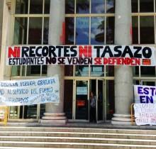Los propios rectores podrán lanzar gases lacrimógenos en el campus