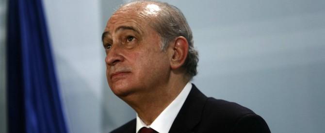 Fernández Díaz niega haber pedido a Dios una lengua de fuego sobre la frontera de Ceuta