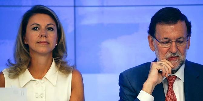 El PP no garantiza ahora que pueda arruinar España antes de 2016