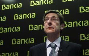 Goirigolzarri confiesa que Dios aún no quiere que Bankia devuelva el rescate