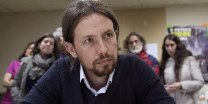El PP denuncia que la coleta de Pablo Iglesias es anticonstitucional