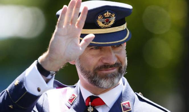 Felipe VI tropezará el 25 de junio en el Museo del Ejército