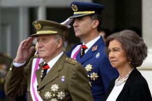 Non quedan elogios para cuando muera Juan Carlos