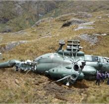 Caen cinco de los siete helicópteros Phantom que sostenían las afirmaciones de Rajoy