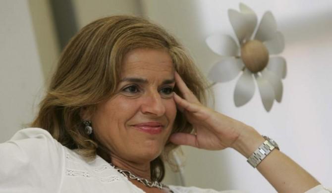 Ana Botella prohíbe sumar peras y manzanas en los colegios de Madrid