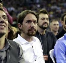 Intentan estrangular a un tertuliano que aún no se había burlado de Podemos
