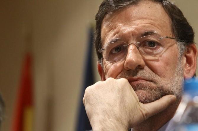 Una conversación entre Rajoy y el virus del ébola indigna a Bruselas