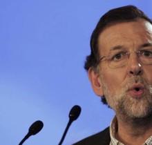 La palabra de Rajoy volvió a bajar ayer otro cuarto de mierda