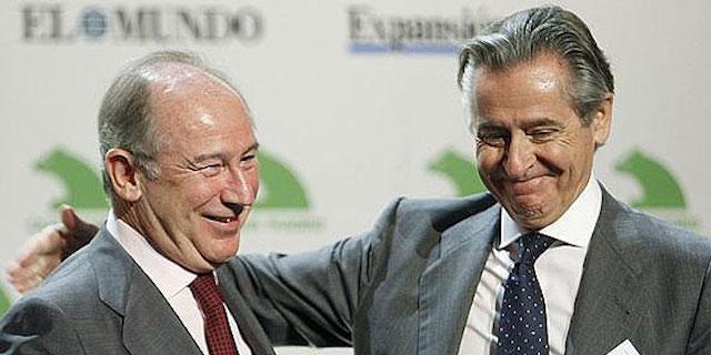 """Una vidente asegura que los banqueros son, en realidad, """"jodidos sinvergüenzas"""""""