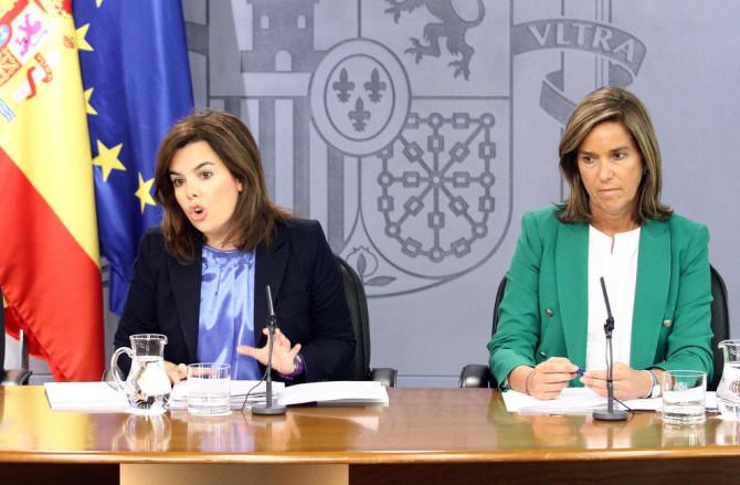 El Gobierno confirma que los votantes del PP no pueden contraer ébola