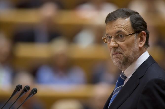 El discurso anticorrupción de Rajoy arrasa en la jaula de los monos del zoo de Madrid