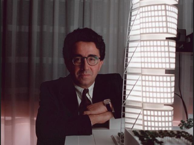 Santiago Calatrava se querella contra la ley de al gravedad