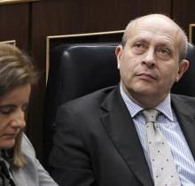 Wert anuncia que la hache dejará de ser muda en 2015