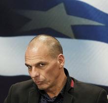 Los griegos, preparados para lanzar un millón de flechas sobre Alemania