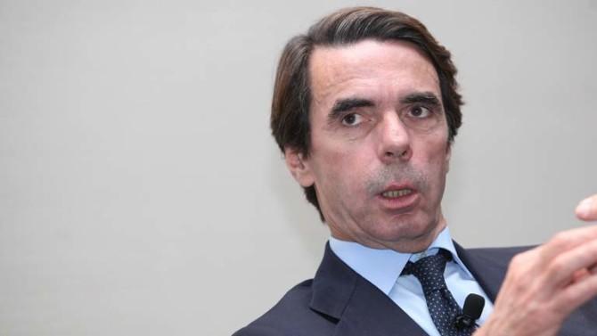 Aznar propone levantar de nuevo España en unos terrenos de su cuñado