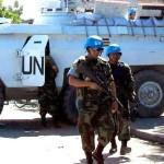 Los cascos azules asumen el control de la Comunidad Valenciana