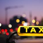 Los taxis ya se niegan a entrar en la Comunidad Valenciana