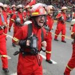 Bomberos canadienses ayudarán a desalojar de los ayuntamientos a los alcaldes del PP