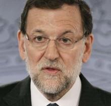 """Hallan un tuit """"filocomunista"""" de Rajoy en un sótano de Madrid"""