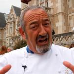 Karlos Arguiñano enfurece a Rajoy por negarse a cocinar una encuesta de Metroscopia