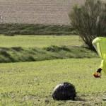 La NASA confirma que el artefacto de Murcia cayó desde García Albiol