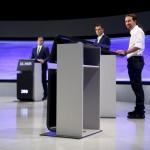 Hallan ectoplasma en el atril vacío del debate de ayer en El País