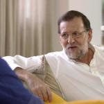 En paradero desconocido la persona que sacó ayer Bertín Osborne del interior de Rajoy