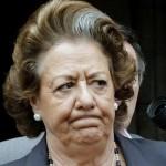 Hallan 27.000 bolsos Vuitton en un pliegue de Rita Barberá