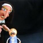 """La monja violada en la función de los titiriteros dice que """"lo va a tener"""""""