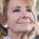 Una afirmación de Esperanza Aguirre rebota en Rajoy y mata a un caballo de la Policía Local de Madrid